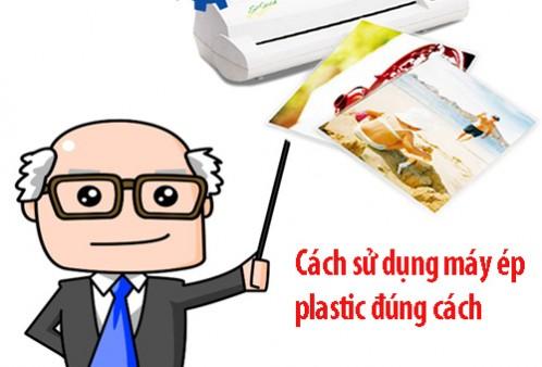 Các bước sử dụng máy ép plastic giúp tăng tuổi thọ cho máy
