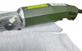 Những ưu điểm của máy cắt vải cầm tay bạn nên biết