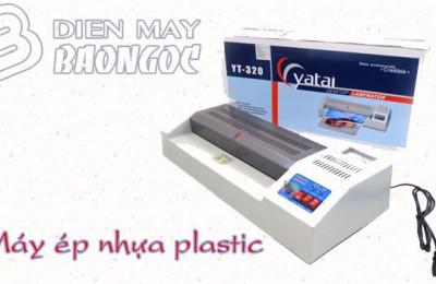 Máy ép nhựa nào được sử dụng nhiều nhất hiện nay