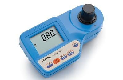 Máy đo chlorine dư và cách khử nó trong nước sinh hoạt