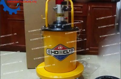 Những máy bơm mỡ khí nén Kocu được tin dùng nhất 2019