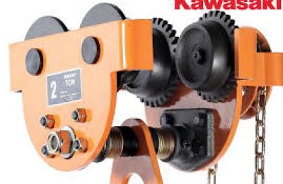 Pa lăng xích 5 tấn Kawasaki mang lại những tính năng ưu việt cho người dùng