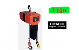 Pa lăng xích điện hitachi 1 tấn ưu điểm nổi bật và ứng dụng thực tế