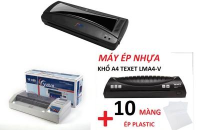 Top 3 máy ép plastic giá rẻ ép tài liệu siêu đẹp 2021