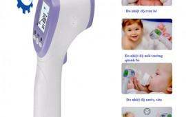 Giới thiệu dòng máy đo nhiệt độ cơ thể để phòng dịch cho tất cả mọi người