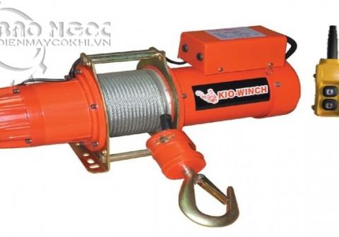 Lí do palang xích điện 1 pha được đa số khách hàng Việt Nam sử dụng