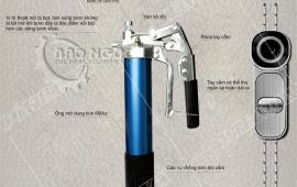 Liệu máy bơm mỡ cầm tay có đáng để mua?