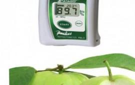 Máy đo độ ngọt - phương pháp làm tăng độ ngọt quả ổi trước khi thu hoạch