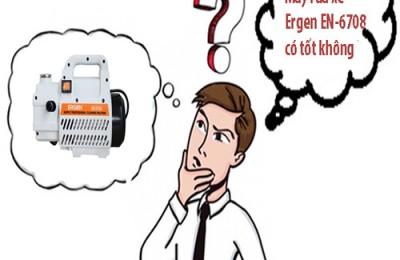Máy Rửa Xe Ergen EN-6708 có tốt không?