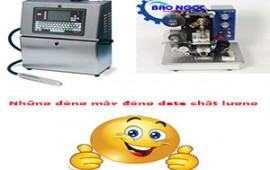 Những dòng máy đóng date chất lượng bán chạy hiện nay