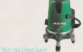 Mẫu máy cân bằng laser 8 tia xanh nào được ưa chuộng?