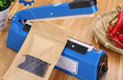 Hướng dẫn sử dụng máy hàn miệng túi cà phê