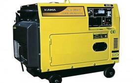 Bán máy phát điện chạy dầu diesel