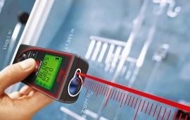 Cách sử dụng máy đo lường khoảng cách laser ngoài trời đơn giãn