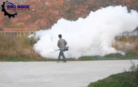 Lợi ích khi dùng máy phun thuốc dạng khói mini giá rẽ