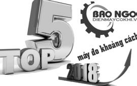 Giới thiệu top 5 máy đo khoảng cách thông dụng nhất 2018