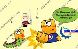 Máy phun thuốc trừ sâu, máy xịt thuốc trừ sâu chính hãng