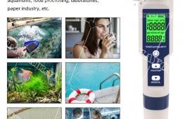 Tính năng ưu việt của máy đo độ mặn EZ-9909-SP