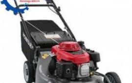 Máy cắt cỏ Honda HRU? và chất lượng của thương hiệu Honda