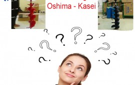 Nên sử dụng máy khoan lỗ trồng cây Oshima hay Kasei
