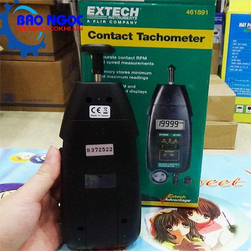 Máy Đo Tốc Độ Vòng Quay Tiếp Xúc Extech-461891