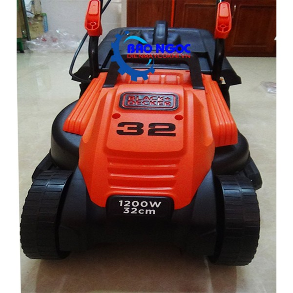 Máy cắt cỏ xe đẩy Black&Decker - BEMW451BH-B1