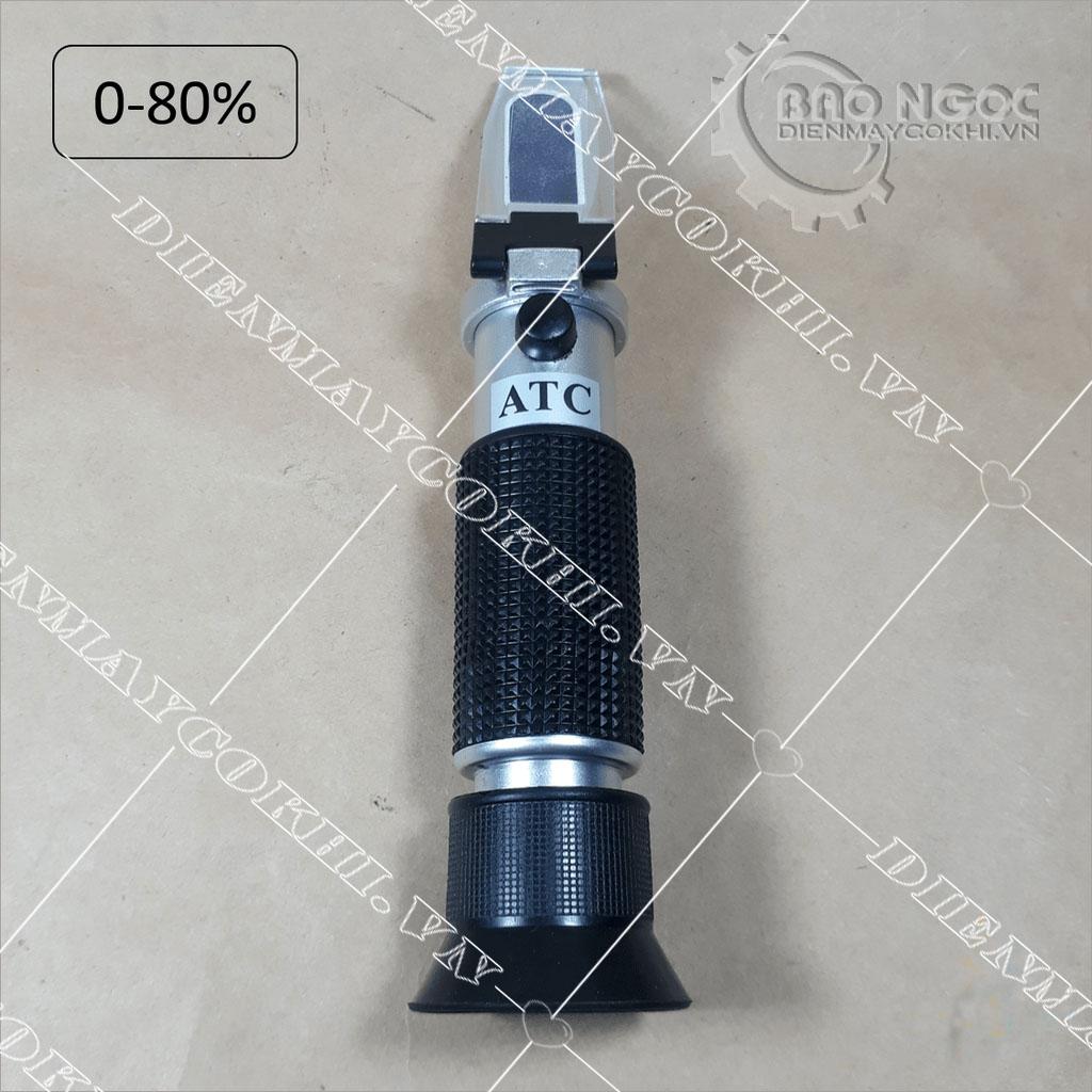 máy đo đô ngọt ATC FX018 - tự động bù nhiệt