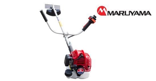 máy cắt cỏ Maruyama