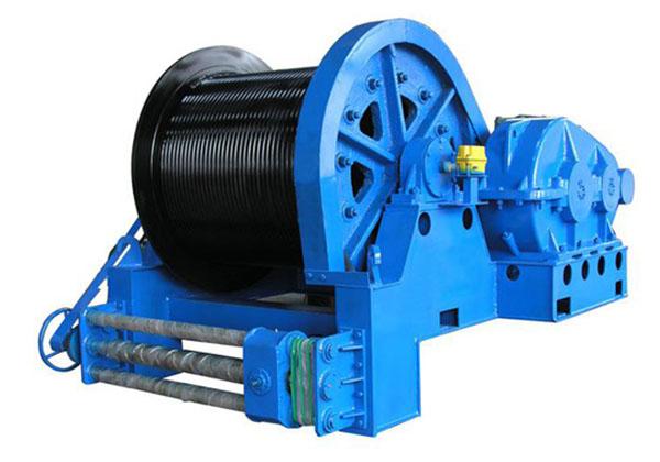 máy tời điện 10 tấn