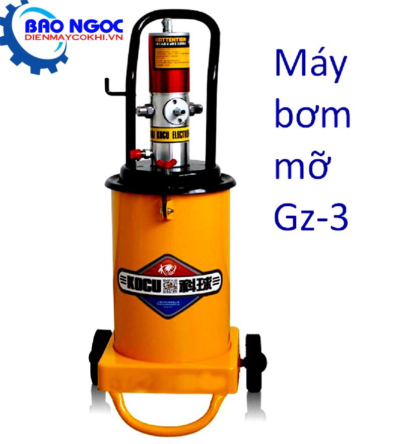 Máy bơm mỡ Kocu GZ-3