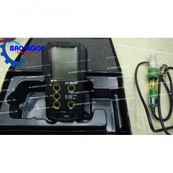 Máy đo pH chống thấm nước và xác định độ pH của nước hoa