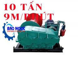 Tời kéo mặt đất KENBO JM10 10 tấn 9m/phút