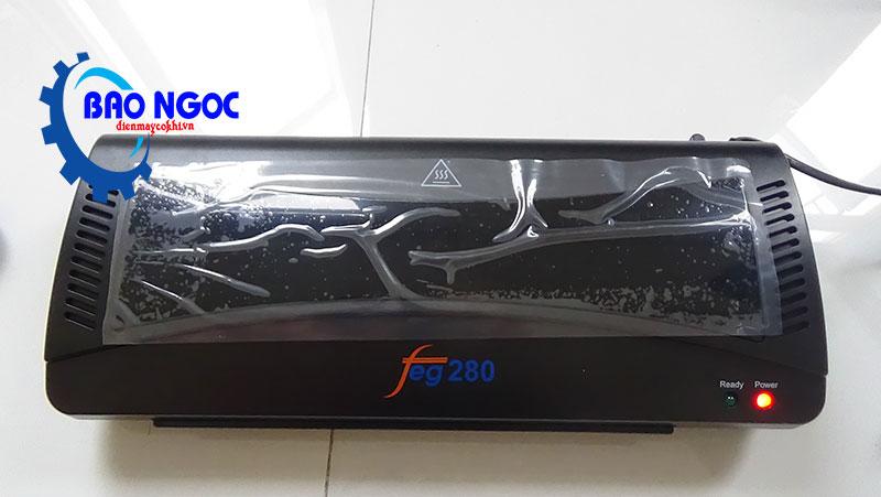 Máy ép Plastic FEG 280