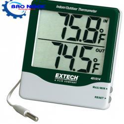 Nhiệt kế hiển thị nhiệt độ trong/ngoài Extech 401014