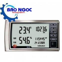 Thiết bị đo nhiệt độ độ ẩm Testo 622