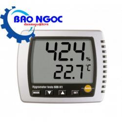 Thiết bị đo nhiệt độ Testo 608-H1