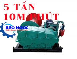 Tời kéo mặt đất KENBO JM5 5 tấn 10m/phút