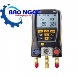 Máy đo áp suất điện lạnh testo 549