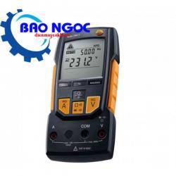 Máy đo điện kỹ thuật số đa năng testo 760-1