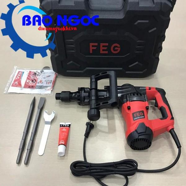 Máy Đục Bê Tông  FEG EG-581
