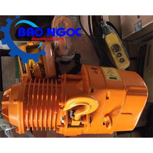 PA LĂNG xích điện Hugo KKBB02 - 02(2T-1.5KW)