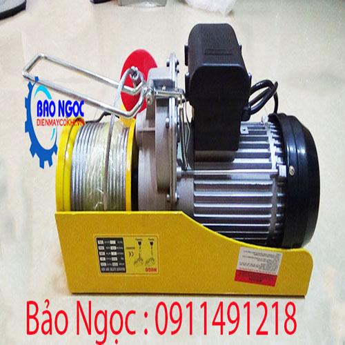 Máy tời điện Kenbo PA1000-12m(1000kg)