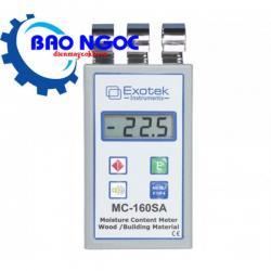 Máy đo độ ẩm gổ Exotek MC-160SA