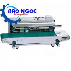 Máy hàn miệng túi liên tục nằm ngang FR-900(inox)