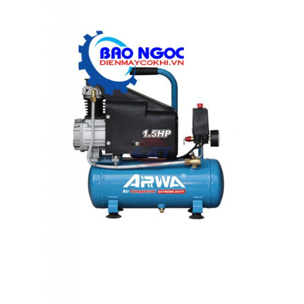 Máy nén khí Arwa 1008 1.5 HP( Dây nhôm)