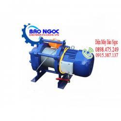 Tời điện đa năng KCD 750/1500(30m)