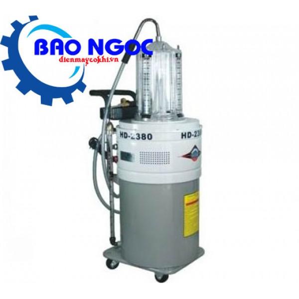 Máy hứng - hút dầu thải khí nén HC-2380