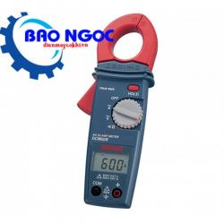 Ampe kìm AC Sanwa DCM60R (600A, true RMS)