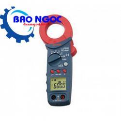 Ampe kìm đo dòng dò Sanwa DLC460F (400A,đo dòng nhỏ 600mA)