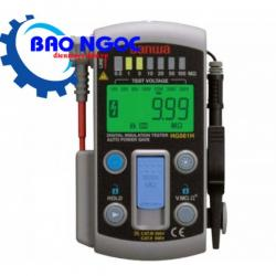 Máy đo điện trở cách điện Sanwa HG561H (+-2%,500V/110MΩ)